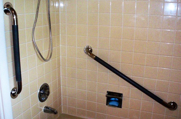 bath grab bar